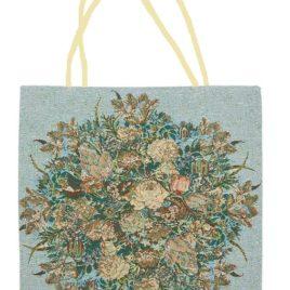 Весенняя рапсодия (38х38 см) — сумка гобеленовая