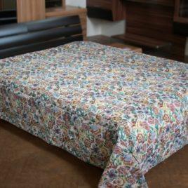 Боярыня (с шинилом) 235х235 см — покрывало декоративное