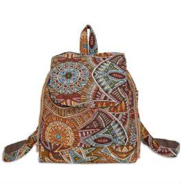 Калейдоскоп (35*26*15 см) — рюкзак декоративный
