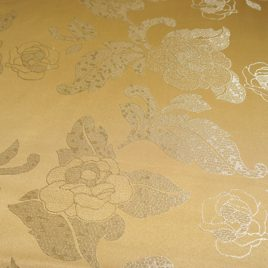 Мозаика Лайт (золото) 145х280 см — комплект штор