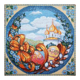 Светлый праздник (26х26 см) — комплект салфеток 4 шт