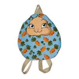 Зайка (32*31 см) — рюкзак декоративный