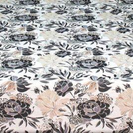 Сад (белый) 150х120 см — скатерть декоративная