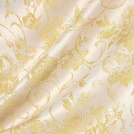 Романс (белый) 145х280 см — комплект штор