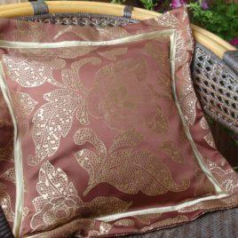Айрин Голд (50х50 см) — наволочка декоративная