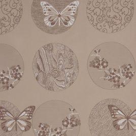 Сакура (беж) 145х280 см — комплект штор