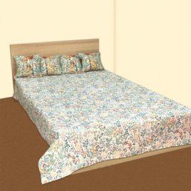 Сказочная поляна (150х220 см) — покрывало декоративное