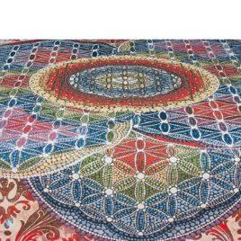 Мандала (235х235 см) — скатерть декоративная