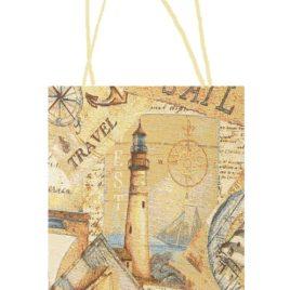 Меридиан (47х38 см) — сумка декоративная