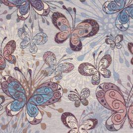 Мотылёк (150 см) — ткань гобеленовая