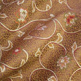 Арабески (шоколад1) — ткань портьерная