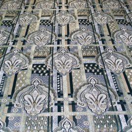 Раджа (изумруд) — ткань портьерная