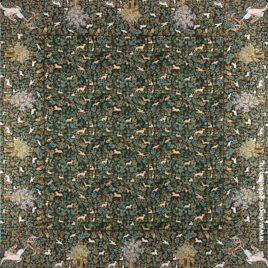 Единороги (235х235 см) — покрывало гобеленовое