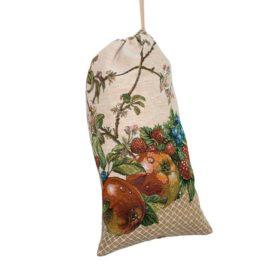 Яблонька (24х42 см) — мешочек декоративный