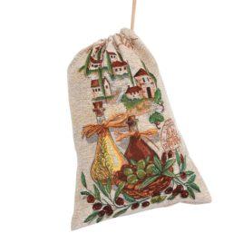 Олива (24х34 см) — мешочек декоративный