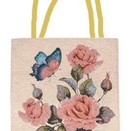Розы (36х36 см) — сумка декоративная
