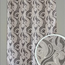 Торнадо (серый) 145х280 см — комплект штор
