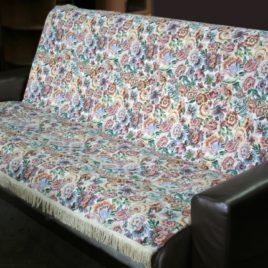 Боярыня (с шинилом) 220х160 см — накидка на диван
