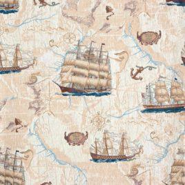 Флотилия (240 см) — ткань гобеленовая