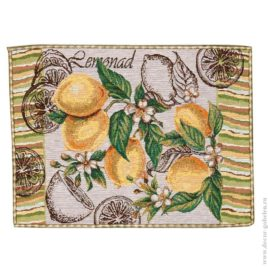 Лимонад (29х38 см) — салфетка декоративная