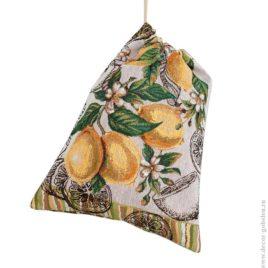 Лимонад (28х35 см) — мешочек декоративный