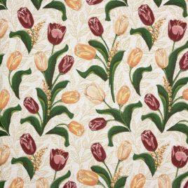 Тюльпаны (150 см) — ткань декоративная