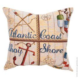 Атлантика (45х45 см) — наволочка декоративная