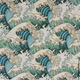 Волны (150 см) — ткань гобеленовая