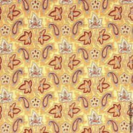 Арабески (беж) 70х150 см — накидка на кресло
