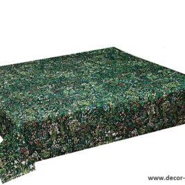 Цветочная долина (240х235 см) — скатерть гобеленовая