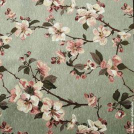 Вишнёвый сад (150х150 см) — скатерть гобеленовая