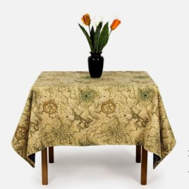 Азимут (150х160 см) — скатерть гобеленовая