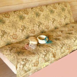 Азимут (220х160 см) — накидка на диван
