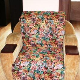 Боярыня (70х150 см) — накидка на кресло