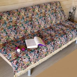 Боярыня (220х160 см) — накидка на диван