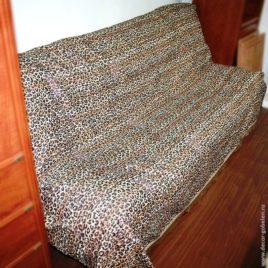 Лео (220х160 см) — накидка на диван
