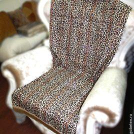Лео (70х160 см) — накидка на кресло