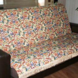 Валенсия (220х160 см) — накидка на диван