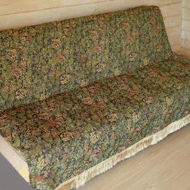 Винтаж (220х160 см) — накидка на диван