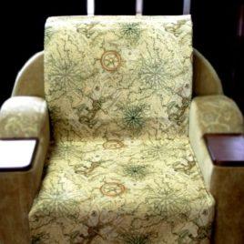 Азимут (70х150 см) — накидка на кресло