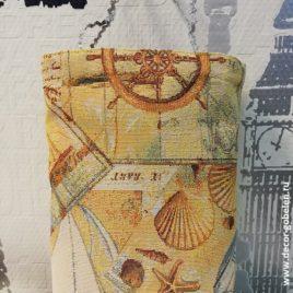 Меридиан (21х25 см) — сумочка подарочная гобеленовая