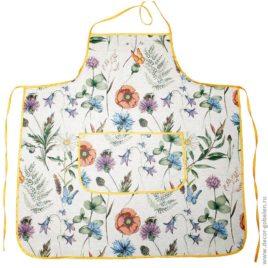 Полевые цветы (70х75 см) — фартук гобеленовый