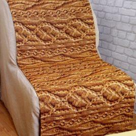 Верона (70х150 см) — накидка на кресло