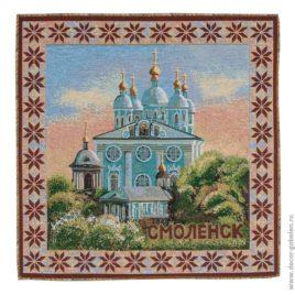 Свято-Успенский собор (55х55 см) — гобелен без рамки