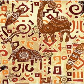 Гамбия (150 см) — ткань гобеленовая