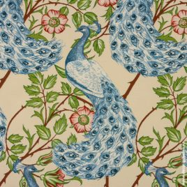 Павлины (150 см) — ткань гобеленовая