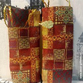 Позолота (17х35 см) — сумочка гобеленовая