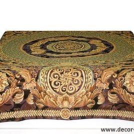 Версаль (лиловый) 160х235 см — покрывало гобеленовое