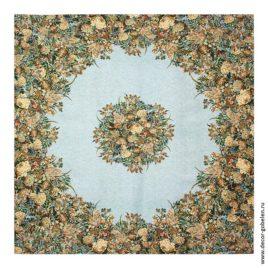 Весенняя рапсодия (160х160 см) — панно гобеленовое